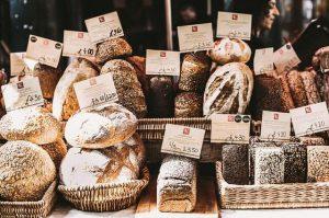 Erilaiset leivät